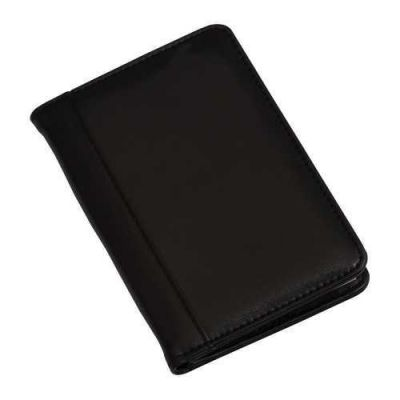 - 10x14 TUREL CALCULATOR NOTEPAD BLACK - WHITE PEN