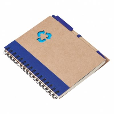 - 11,5x14,2 CRAFT NOTEBOOK NAVY