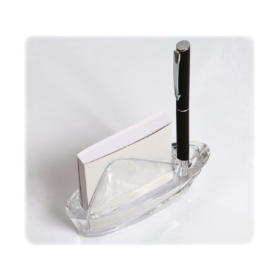 - ACRYLIC TRANSPARENT PAPERHOLDER (WITH PAPER)