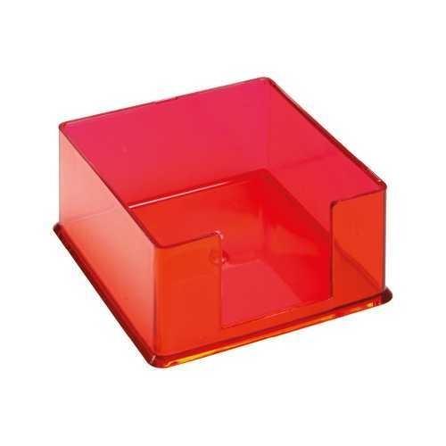 BENT PAPERHOLDER RED (PAPERLESS)