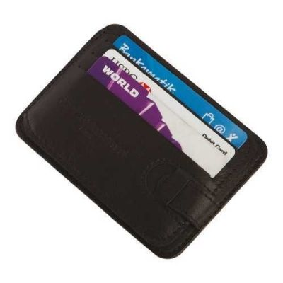 - BORA CREDIT CARD CASE