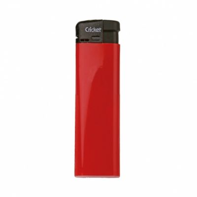 - CRICKET ELECTRONIC LIGHTER RED