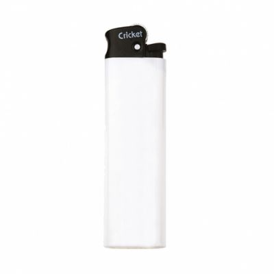 - CRICKET LIGHTER WHITE