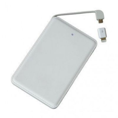 - LEATHER POWERBANK
