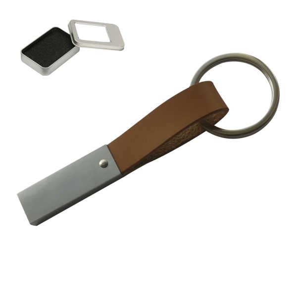 DERİ USB TABA