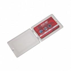 - CARD BOX USB (PLASTIC WITH BOX)