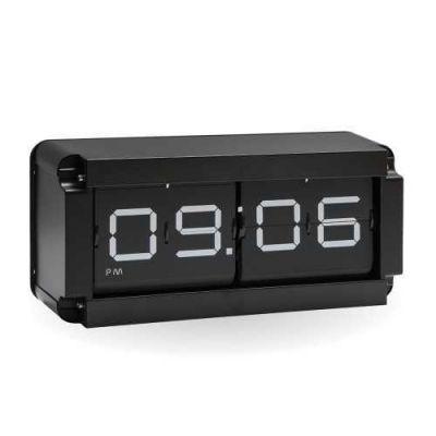 - KONAK WALL-TABLE CLOCK BLACK