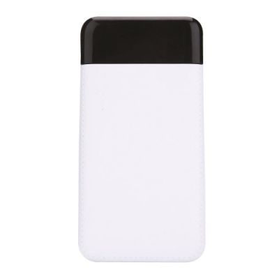 - LED LIGHT POWERBANK WHITE