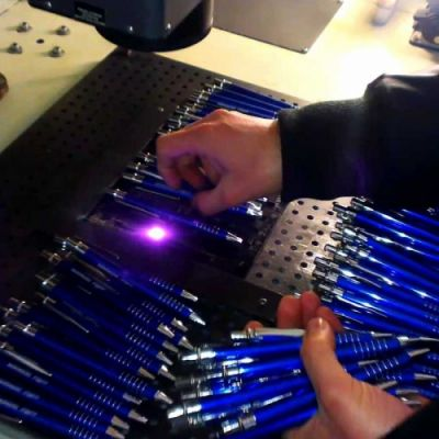 - Metal Laser Printing